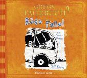 Gregs Tagebuch - Böse Falle!, Kinney, Jeff, Bastei Lübbe AG, EAN/ISBN-13: 9783785750186