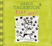 Gregs Tagebuch - Echt übel!, Kinney, Jeff, Bastei Lübbe AG, EAN/ISBN-13: 9783785748893