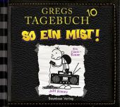 Gregs Tagebuch - So ein Mist!, Kinney, Jeff, Bastei Lübbe AG, EAN/ISBN-13: 9783785751589