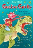 Gustav Gorky - Die Dinos sind los, Dietl, Erhard, Verlag Friedrich Oetinger GmbH, EAN/ISBN-13: 9783789133350