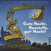 Gute Nacht, Baustelle, gut' Nacht!, Rinker, Sherri Duskey, Verlagshaus Jacoby & Stuart GmbH, EAN/ISBN-13: 9783946593881