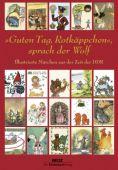'Guten Tag, Rotkäppchen', sprach der Wolf, Beltz, Julius Verlag, EAN/ISBN-13: 9783407772015