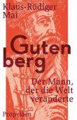 Gutenberg, Mai, Klaus-Rüdiger, Ullstein Buchverlage GmbH, EAN/ISBN-13: 9783549074671