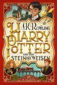 Harry Potter und der Stein der Weisen, Rowling, J K, Carlsen Verlag GmbH, EAN/ISBN-13: 9783551557414