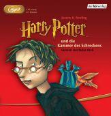 Harry Potter und die Kammer des Schreckens, Rowling, Joanne K, Der Hörverlag, EAN/ISBN-13: 9783867176521