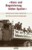 'Hass und Begeisterung bilden Spalier', be.bra Verlag GmbH, EAN/ISBN-13: 9783898090926