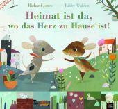 Heimat ist da, wo das Herz zu Hause ist!, Walden, Libby, 360 Grad Verlag GmbH, EAN/ISBN-13: 9783961855070