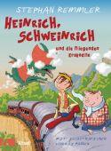 Heinrich, Schweinrich und die fliegenden Krokodile, Remmler, Stephan, Kösel-Verlag GmbH & Co., EAN/ISBN-13: 9783466346103