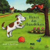 Henri das Hündchen, Scheffler, Axel, Beltz, Julius Verlag, EAN/ISBN-13: 9783407793508