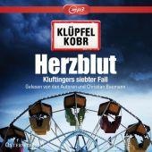 Herzblut, Klüpfel, Volker/Kobr, Michael, Osterwold audio, EAN/ISBN-13: 9783869521992