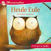 Heule Eule, Friester, Paul/Weigelt, Udo/Fackelmayer, Regina, Oetinger audio, EAN/ISBN-13: 9783837308594