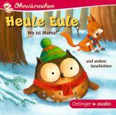 Heule Eule. Wo ist Mama?, Friester, Paul, Oetinger Media GmbH, EAN/ISBN-13: 9783837310924