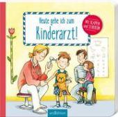 Heute gehe ich zum Kinderarzt, Ars Edition, EAN/ISBN-13: 9783845823058