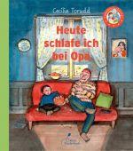 Heute schlafe ich bei Opa, Torudd, Cecilia, Klett Kinderbuch Verlag GmbH, EAN/ISBN-13: 9783954701667