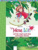 Hexe Lilli auf der Jagd nach dem verlorenen Schatz, KNISTER, Arena Verlag, EAN/ISBN-13: 9783401069470
