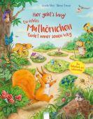 Hier geht's lang! Ein echtes Muthörnchen findet immer seinen Weg, Mont, Anneli, Arena Verlag, EAN/ISBN-13: 9783401711478