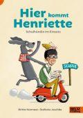 Hier kommt Henriette, Nonnast, Britta/Jeschke, Stefanie, Beltz, Julius Verlag, EAN/ISBN-13: 9783407754554