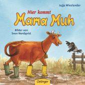 Hier kommt Mama Muh!, Wieslander, Jujja, Verlag Friedrich Oetinger GmbH, EAN/ISBN-13: 9783789179129