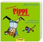 Hier kommt Pippi Langstrumpf, Lindgren, Astrid, Verlag Friedrich Oetinger GmbH, EAN/ISBN-13: 9783789175619