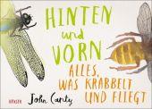 Hinten und vorn - Alles, was krabbelt und fliegt, Canty, John, Carl Hanser Verlag GmbH & Co.KG, EAN/ISBN-13: 9783446262089
