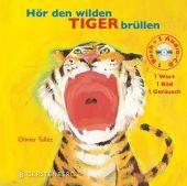 Hör den wilden Tiger brüllen, Gerstenberg Verlag GmbH & Co.KG, EAN/ISBN-13: 9783836958066