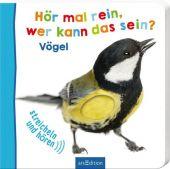 Hör mal rein, wer kann das sein? Vögel, Ars Edition, EAN/ISBN-13: 9783845824307
