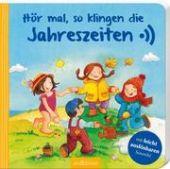 Hör mal, so klingen die Jahreszeiten, Böhm, Anne, Ars Edition, EAN/ISBN-13: 9783845825328