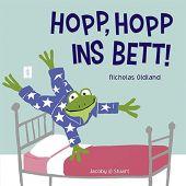 Hopp, hopp ins Bett!, Oldland, Nicholas, Verlagshaus Jacoby & Stuart GmbH, EAN/ISBN-13: 9783946593690