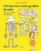 Ich bau mir einen großen Bruder, Vaugelade, Anaïs, Moritz Verlag, EAN/ISBN-13: 9783895653506