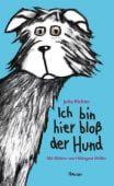 Ich bin hier bloß der Hund, Richter, Jutta, Carl Hanser Verlag GmbH & Co.KG, EAN/ISBN-13: 9783446237926