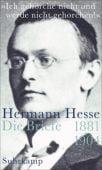 'Ich gehorche nicht und werde nicht gehorchen!', Hesse, Hermann, Suhrkamp, EAN/ISBN-13: 9783518423097