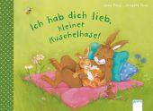 Ich hab dich lieb, kleiner Kuschelhase!, Frey, Jana, Arena Verlag, EAN/ISBN-13: 9783401704630
