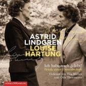 Ich habe auch gelebt!, Lindgren, Astrid/Hartung, Louise, Hörbuch Hamburg, EAN/ISBN-13: 9783869092256