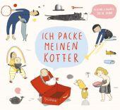 Ich packe meinen Koffer, Schwarz, Regina, Tulipan Verlag GmbH, EAN/ISBN-13: 9783864293603