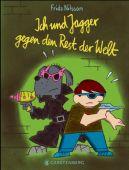 Ich und Jagger gegen den Rest der Welt, Nilsson, Frida, Gerstenberg Verlag GmbH & Co.KG, EAN/ISBN-13: 9783836959049