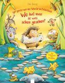 Igel Ignatz und der Schatz im Ententeich. Wo hat man so was schon gesehen?, Hennig, Dirk, EAN/ISBN-13: 9783401710372