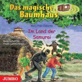 Im Land der Samurai, Osborne, Mary Pope, Jumbo Neue Medien & Verlag GmbH, EAN/ISBN-13: 9783833712432