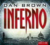Inferno, Brown, Dan, Bastei Lübbe AG, EAN/ISBN-13: 9783785749005