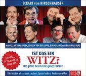 Ist das ein Witz? Die große Witze-Box für die ganze Familie, Der Hörverlag, EAN/ISBN-13: 9783844529708