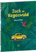 Jack im Regenwald, Pfister, Marcus, Nord-Süd-Verlag, EAN/ISBN-13: 9783314101229