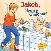 Jakob, Haare waschen!, Grimm, Sandra, Carlsen Verlag GmbH, EAN/ISBN-13: 9783551167538