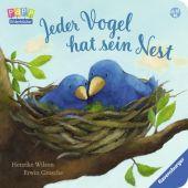 Jeder Vogel hat sein Nest, Grosche, Erwin, Ravensburger Buchverlag, EAN/ISBN-13: 9783473436767