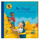 Jim Knopf: Jim Knopf im Land der Pyramiden, Ende, Michael/Lyne, Charlotte, EAN/ISBN-13: 9783522458740