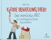 K(l)eine Bewegung, Dieb!, Klein, Horst, Klett Kinderbuch Verlag GmbH, EAN/ISBN-13: 9783954701629