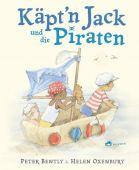 Käpt'n Jack und die Piraten, Bently, Peter, Aladin Verlag GmbH, EAN/ISBN-13: 9783848901067