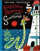Kapitän Bommel und die Seeschlange, Spang, Günter, Esslinger Verlag J. F. Schreiber, EAN/ISBN-13: 9783480235018