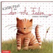 Kater Paul und der rote Faden, Reitmeyer, Andrea, Jumbo Neue Medien & Verlag GmbH, EAN/ISBN-13: 9783833729751