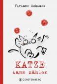 Katze kann zählen, Schwarz, Viviane, Gerstenberg Verlag GmbH & Co.KG, EAN/ISBN-13: 9783836956055