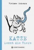 Katze kennt die Tiere, Schwarz, Viviane, Gerstenberg Verlag GmbH & Co.KG, EAN/ISBN-13: 9783836956048