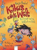 Kikis wilde Welt - Drei Freunde und ein Goldfisch mit Brille, Henkel, Katja, Arena Verlag, EAN/ISBN-13: 9783401600475